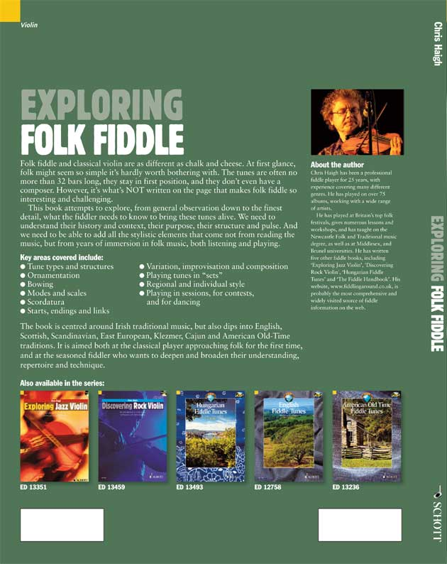 learn folk fiddle