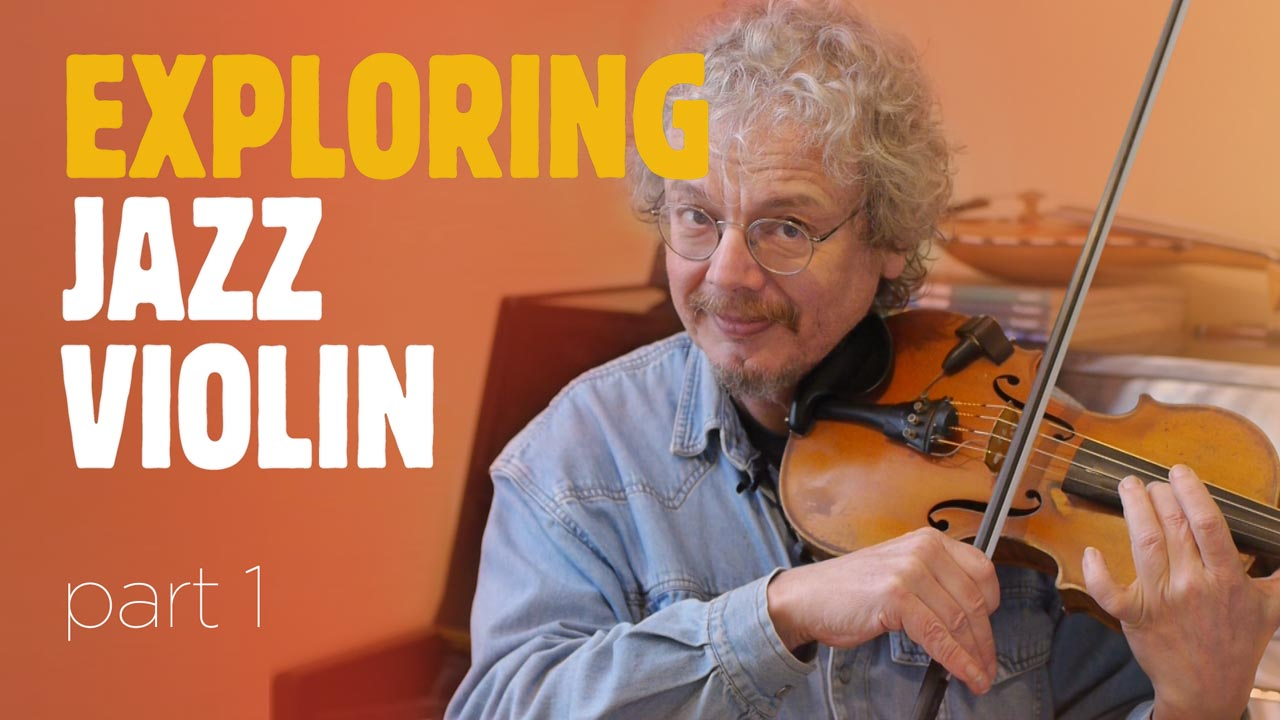 jazz violin lessons