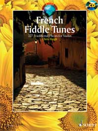 French Fiddle book