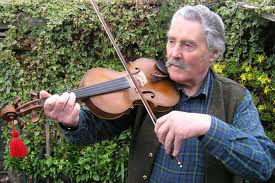 Aonghas Grant Highland fiddle