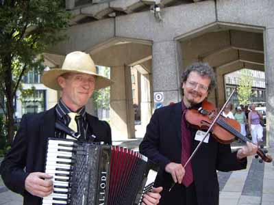 Image result for Strolling Musicians