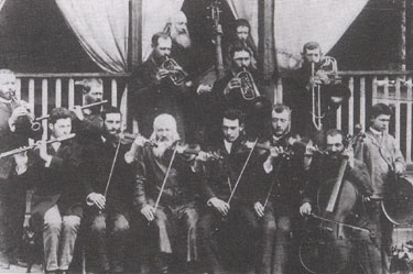 klezmer fiddlers